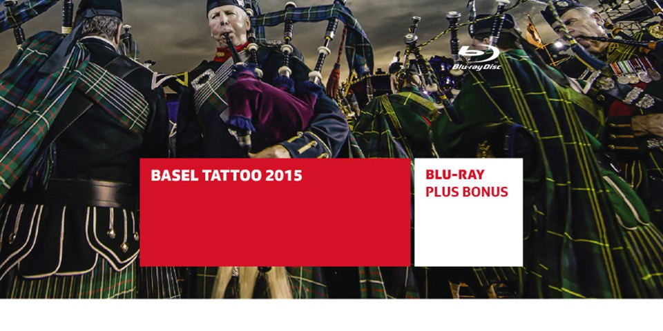 Basel Tattoo Blu-ray Produktion