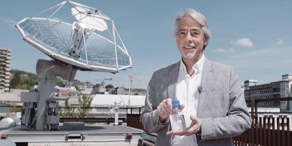 ETH Projekt: CO2-neutraler Treibstoff aus Luft und Sonnenlicht